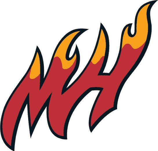 Miami Heat alternate logo (1999 - 2006)