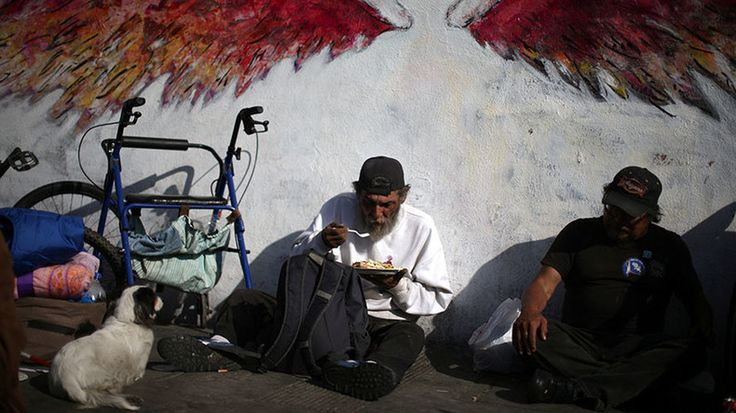 Homelessness in LA jumps over 20% in 1 year https://www.rt.com/usa/390370-homeless-los-angeles-lahsa-report/
