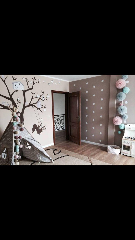 1000 bilder zu kinderschlafzimmer auf pinterest bemalte for Pompoms kinderzimmer