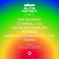 DJ Randall + GQ Live From Dalston Roof Park - 31st August 2017 by Rinse FM on SoundCloud #drumnbass #liquid #techstep #jungle #rolling