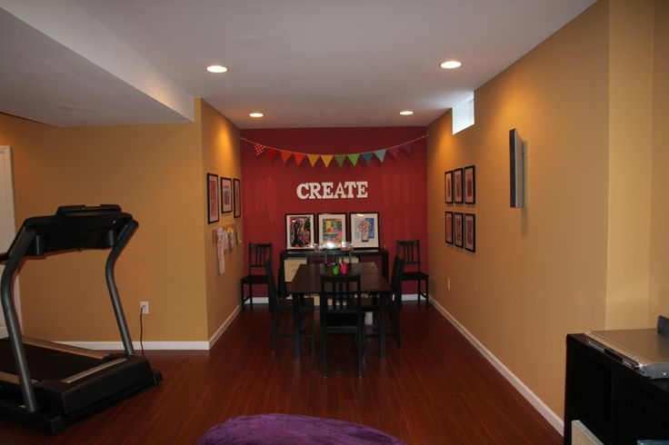 27 best playroom ideas images on pinterest bedrooms for Kids rec room ideas