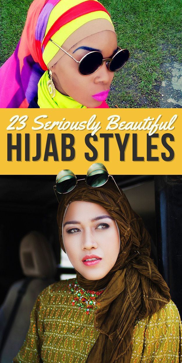 23 Seriously Beautiful Hijab Styles To Try