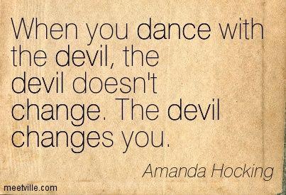 dance for the devil short story