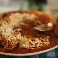 Mumbai Britannia Cafe's Sali Chicken recipe - #Indian #Parsi #food