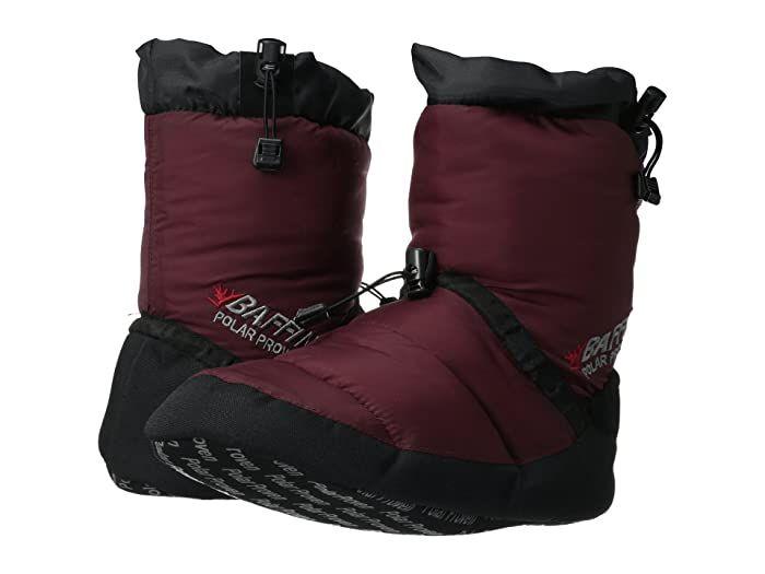 Baffin Base Camp (Merlot) Boots Comfort