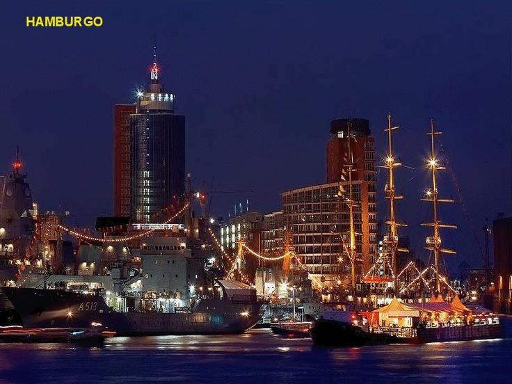 <3 Hamburgo