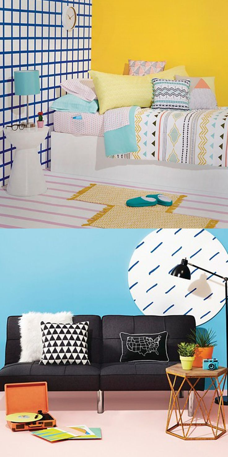 Add Personality To Your Dorm Room With These Unique Target Essentials Part 13
