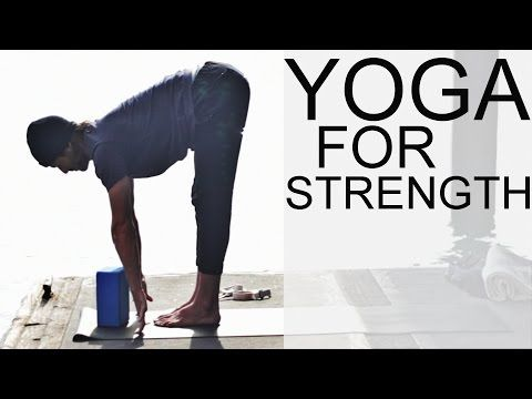 Yoga For Strength With Tim Senesi - YouTube