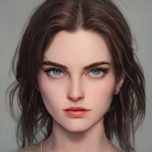 Artbreeder in 2021   Illustration art girl, Fantasy art