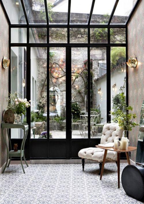 Die 25+ Besten Ideen Zu Terrassen Teppiche Auf Pinterest | Outdoor ... Balkonturen Modelle Terrasse Veranda