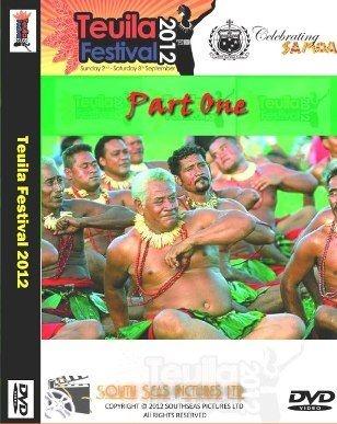 Teuila Festival 2012 DVD