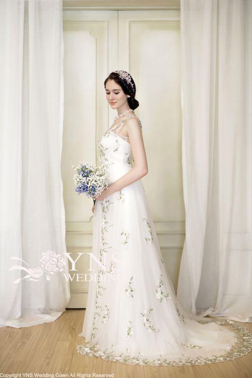 【楽天市場】ウェディングドレス,サイズオーダー無料,オーダードレス【YNS-WEDDING】SC15328ドレス販売、スレンダーライン,ウエディング,タキシード格安,披露宴,演奏会,結婚式,二次会:YNS WEDDING