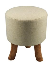 Woodlands Natural Stool - Complete Pad ®