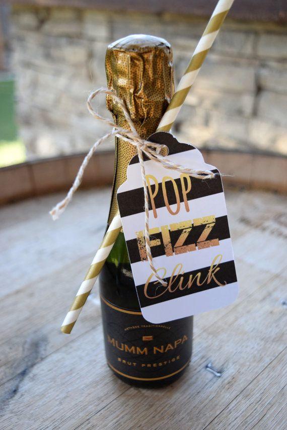 Small Champagne Bottles For Favors. champagne splits wedding favors ...