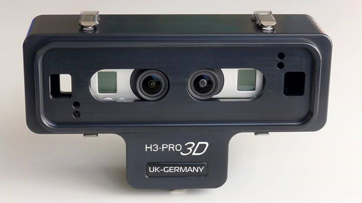 3D Streaming - STEREOSCOPY - Topic: [GoPro 3D] H3 PRO 3D by UK-GERMANY [Hero3] (1/1) ... more photos clicking on the image...