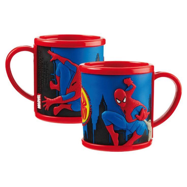 Mug PVC Spiderman