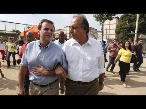 EDUARDO PAES e sua gestão corrupta da saúde pública no Rio de Janeiro
