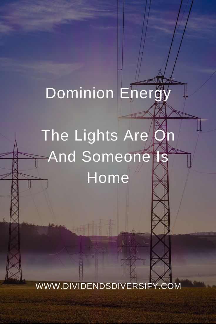 Dominion Energy Dividend Stock Analysis