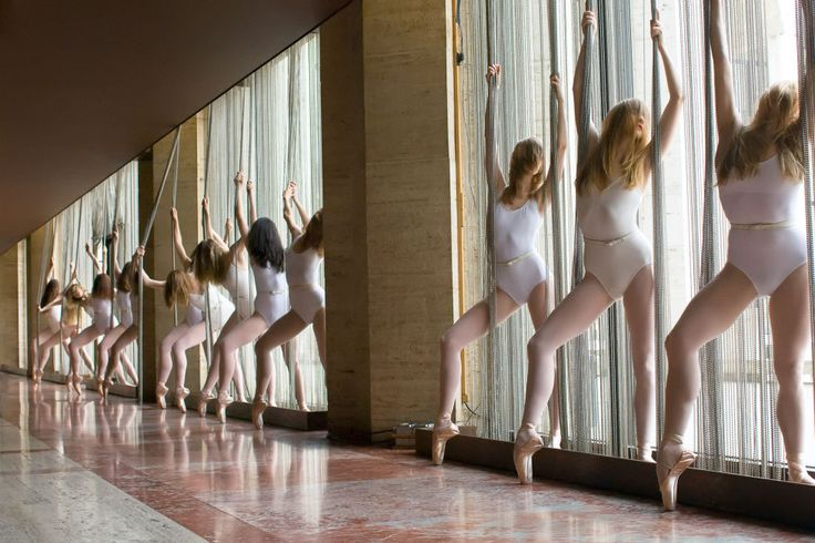 """The steps of the ballet are set, but the dancers have a degree of freedom in how they interpret them. They can dance the same ballet differently every show, playing with the musicality, the intention behind certain steps. It's a lot like an architect adding personal style to a conventionally built building."""""""