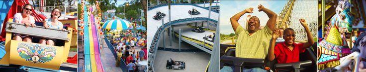 Orlando & Kissimmee Amusement Park & Arcade | Fun Spot Attractions