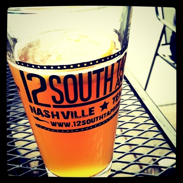 Celebrate with a craft beer at nashville 39 s 12south taproom for Best craft beer in nashville