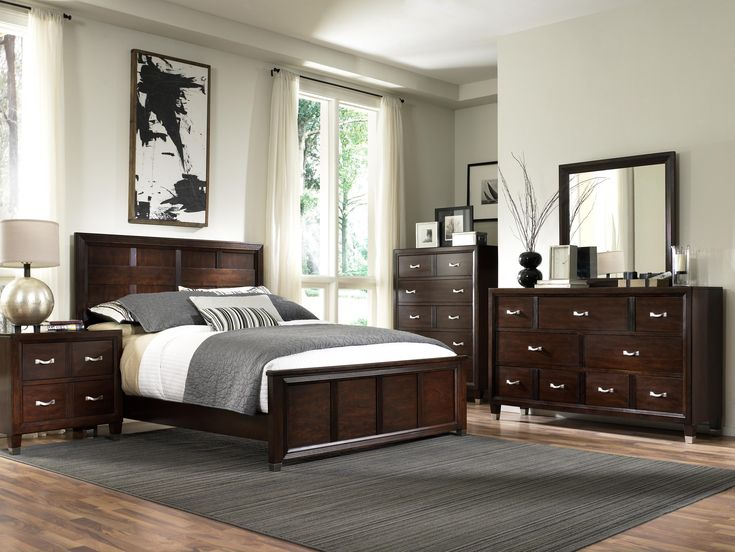 Value City Furniture Aurora: 17 Best Ideas About King Bedroom On Pinterest