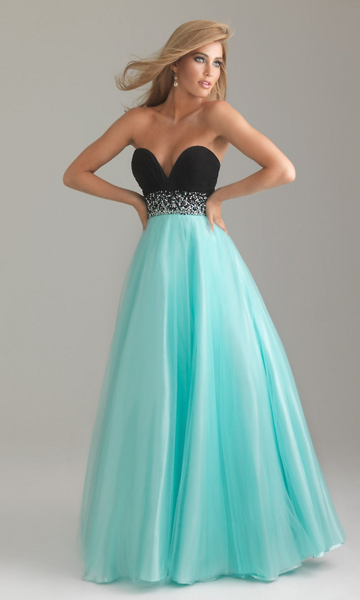 44 best Beautiful prom dresses images on Pinterest | Cute dresses ...