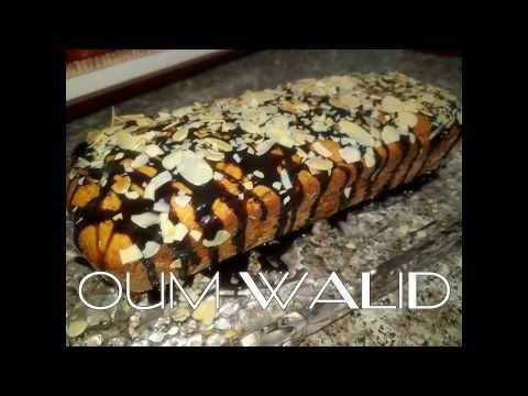 (260) مطبخ ام وليد كيك بعجينة الشو - YouTube