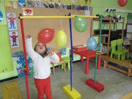 Afbeeldingsresultaat voor ballen en ballonnen peuterklas