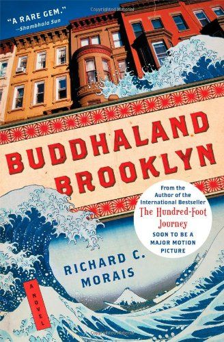 Buddhaland Brooklyn: A Novel by Richard C. Morais,http://smile.amazon.com/dp/1451669232/ref=cm_sw_r_pi_dp_S8Rwtb1GNXK58YXT