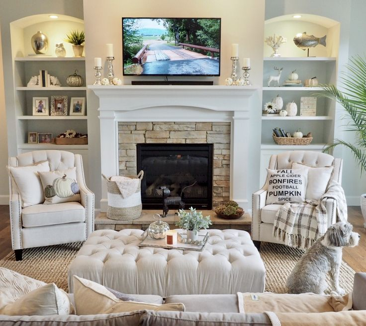 Living Room Ideas To Fall In Love With: 25+ Best Fall Fireplace Decor Ideas On Pinterest