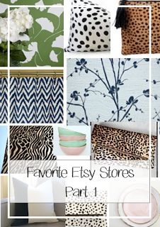 South Shore Decorating Blog: ETSY 12 FOR TUESDAY (FAVORITE ETSY SHOPS FOR HOME DECOR, PART 1)