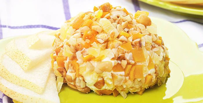 Fruit n Cheese Ball   Recipes   Yummy.ph - the online source for easy Filipino recipes, and more!