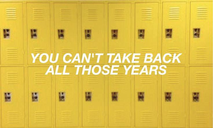 Goo Goo Dolls // music // quote // song // lyric // rock // alternative // aesthetic // yellow aesthetic // yellow // theme