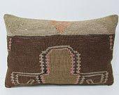 16x24 kilim pillow bedroom decor decorative cushion handmade cushion cover knitted cushion cover kilim cushion cover handmade pillow 25001
