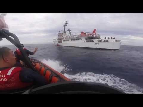 Take a peek into my channel here 👀 Coast Guard Cutter Valiant conducts counter drug operations https://youtube.com/watch?v=qGkJl3TKAWM