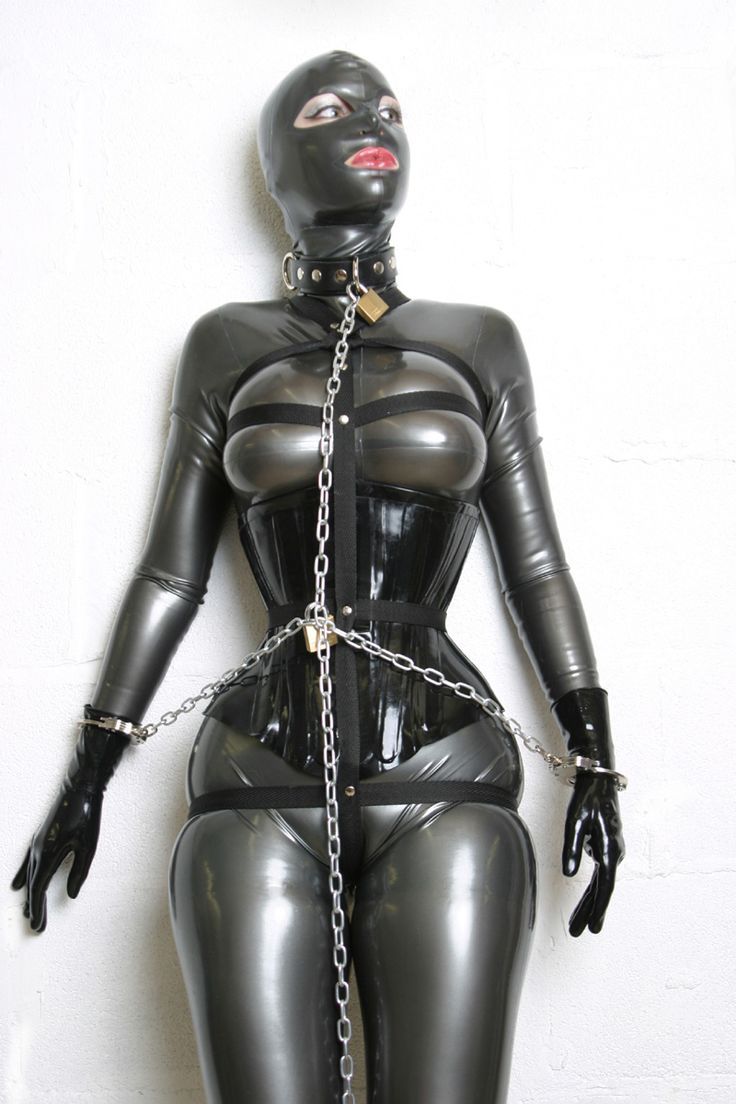 The fetish heavy rubber