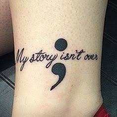Overcoming Depression Tattoos