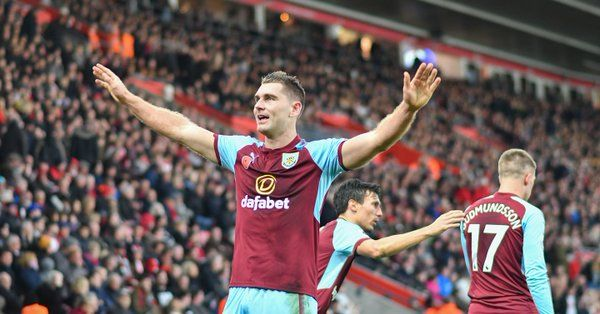 Sam Vokes - Burnley FC