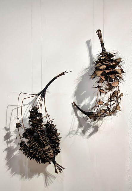 Hanging by a Thread, Ann Goddard