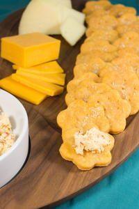 Buttery Ritz Crackers – #Buttery #crackers #Ritz #…