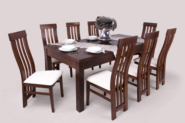 Lara étkező Leila asztallal (8 személyes) l http://megfizethetobutor.hu/etkezo/etkezogarnitura/8-szemelyes-etkezogarnitura/lara-etkezo-leila-asztallal-8-szemelyes