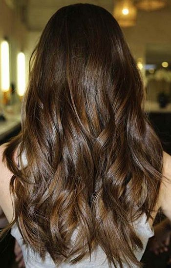 10 Hair Coloring Ideas For Indian Hair Dark Brown Hair