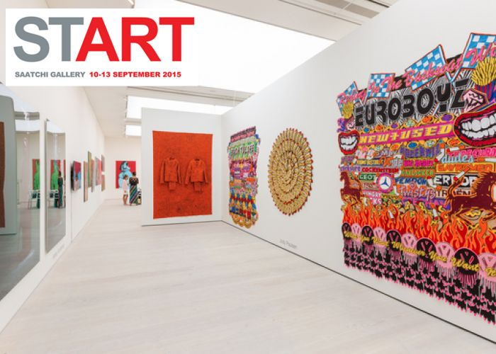 Second Edition of START Returns to the Saatchi Gallery 10 - 13 September 2015
