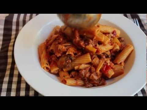 Food Wishes Video Recipes: Chicken Riggies – What if You Never Saw This?  This is our favorite!!!
