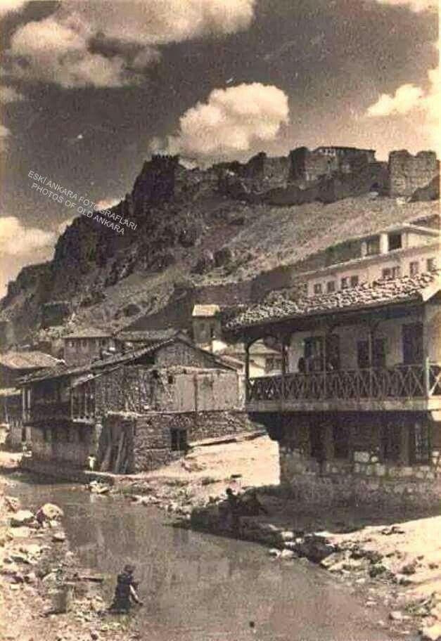 Eski Bentderesi ( Eski Ankara fotoğrafları )