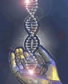 The Language of Light is encoded in our DNA... No seriously! Information travels through DNA in the form of BioPhotons, and is hard-coded like a language!