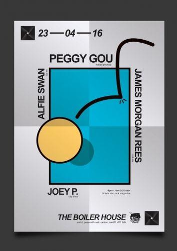 PEGGY GOU