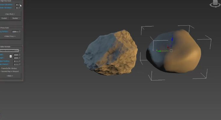 MaxRStones 1.0 for 3ds Max