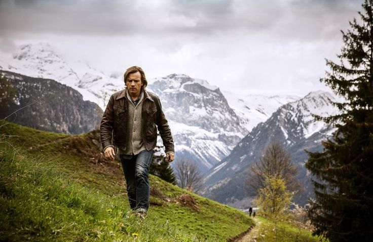 My fantasy cabin in the Alps can be found in the movie 'Our Kind of Traitor.'